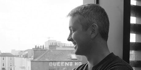 Colm Keegan, Poetry for Beginners tickets