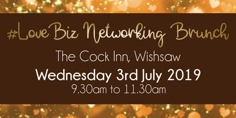 Sutton Coldfield and Tamworth Love Ladies Business Group Networking Brunch Event tickets