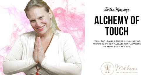 The Alchemy of Touch: The Healing Art of Energy Massage 10-13th October