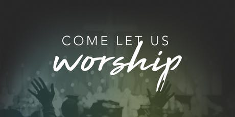 Encounter Worship Service at Pursuit Church tickets