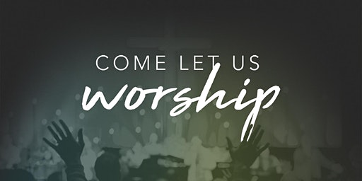 Encounter Worship Service at Pursuit Church