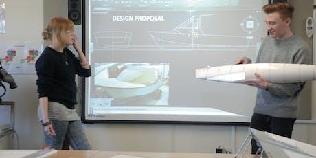 South Devon Marine Academy, FdSc Marine Technologies Taster Session tickets