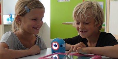 Einmaliger Workshop: Robotics mit Dash mit Path (6-8 Jahre)