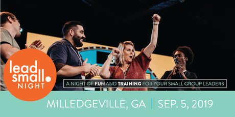 Lead Small Night - Milledgeville tickets