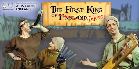 The First King of England in a Dress @ BAMFEST! tickets