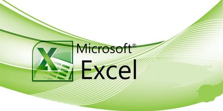 Microsoft Excel Level 2 tickets