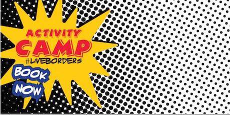 Summer Holiday Activity Camp - Galashiels  tickets