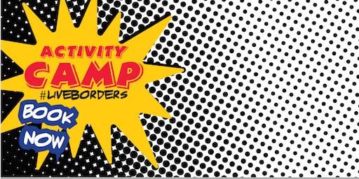 Summer Holiday Activity Camp - Galashiels