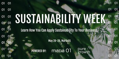Day 2: What Does Sustainability Mean For Startups?