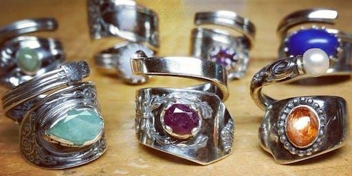 Jewelry Making: Setting Gem Stones (6-Tuesdays)