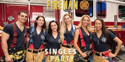 "NYC ""Rescue Me"" Fireman Singles Party"
