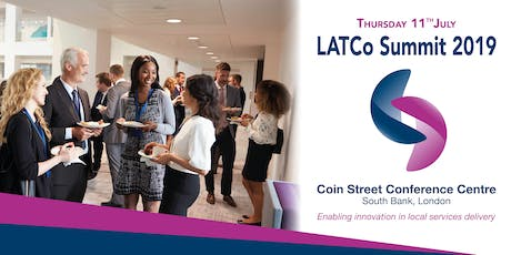 LATCo Summit 2019 tickets