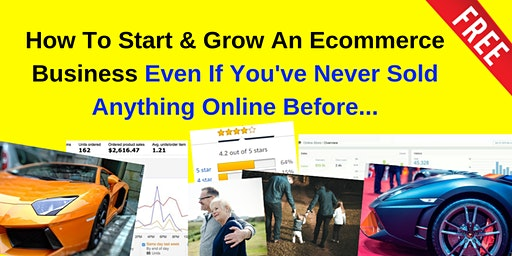 How To Start An Ecommerce Business Even If You've Never Sold Anything Online Before...