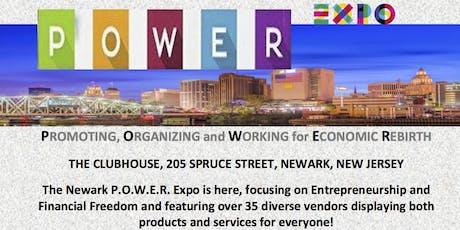 NEWARK POWER EXPO tickets