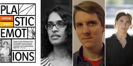 Plastic Emotions: Shiromi Pinto, Owen Hatherley and Olivia Sudjic tickets