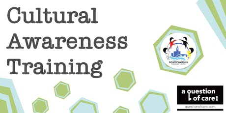 Cultural Awareness Training tickets
