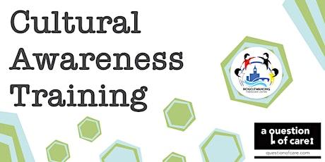 Cultural Awareness Training tickets