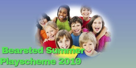 Summer Playscheme 2019 tickets