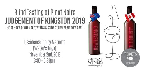 Judgement of Kingston 2019 tickets