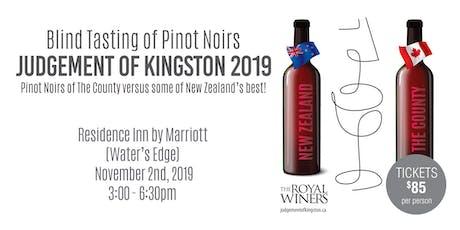 Judgement of Kingston 2019 tickets