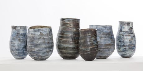 CERAMICS Hand-building organic forms and vessels with SUE MUNDY Sat 22 June tickets