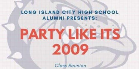 Long Island City HS Class of 2009 Reunion