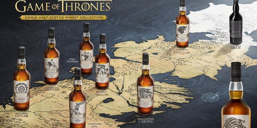 Discover Westeros and choose your Game of Thrones House at Johnnie Walker Flagship (English)