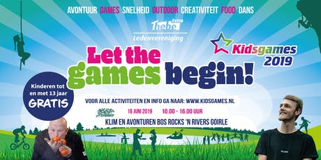 Kidsgames Goirle 2019  tickets