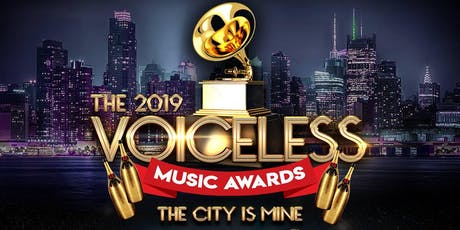 2019 Voiceless Music Awards Powered by Hip Hop Retreat Week tickets