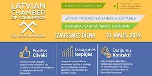 Day of Growth - Latvian Chamber of Commerce for the...
