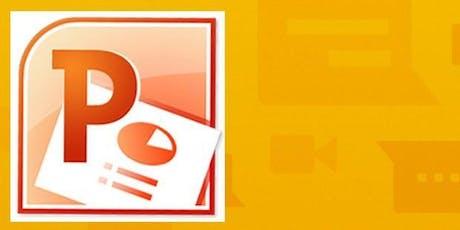 Microsoft PowerPoint Essentials tickets