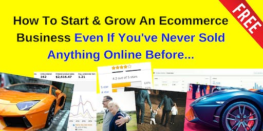 Start, Grow And Scale A Sustainable eCommerce Business...