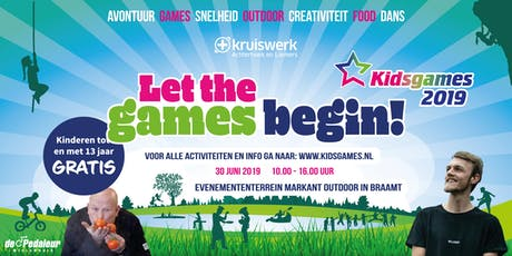 Kidsgames Doetinchem 2019 tickets