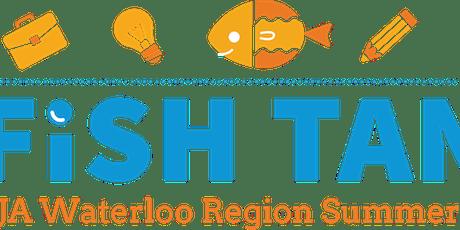 WEEK 1 - JA Fish Tank Summer Camp (KW Listings, 564 Weber St N, Waterloo) tickets