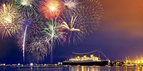 4th of July Fireworks - Dinner Cruise from Huntington Beach to Queen Mary tickets