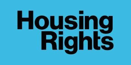 Housing Rights and Knowledge 101 tickets