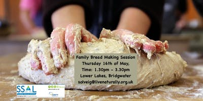 Family Bread Making Session