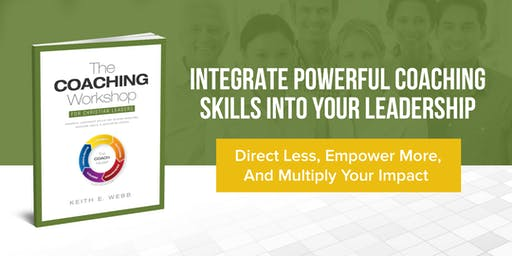 ONLINE TRAINING - The Coaching Workshop for Christian Leaders