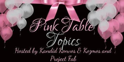 Pink Table Topics