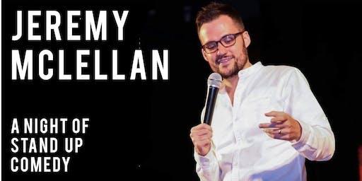 Jeremy McLellan Comedy