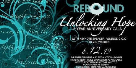 Unlocking Hope 5 Year Anniversary Gala  tickets