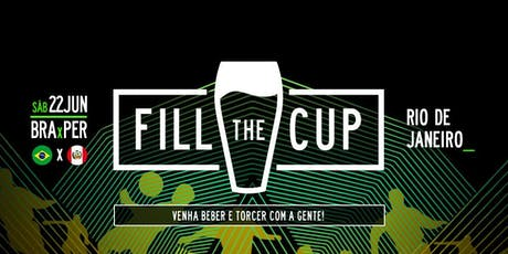 FILL the CUP '19 : RIO #04 - Brasil nas Quartas de Final ingressos