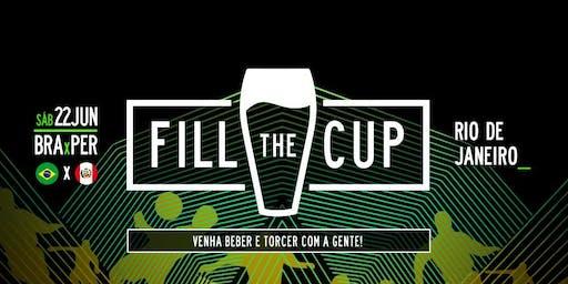 FILL the CUP '19 : RIO #04 - Brasil nas Quartas de Final
