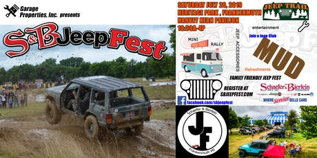 S&B Jeep Fest 2019 tickets