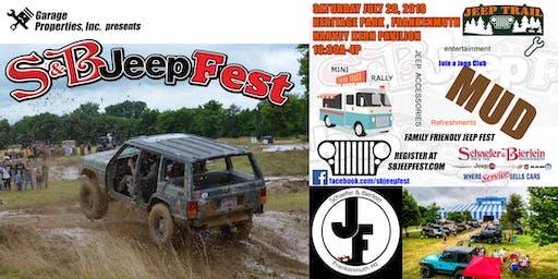 S&B Jeep Fest 2019