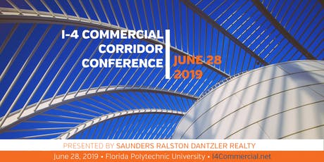 2019 I-4 Commercial Corridor Conference tickets