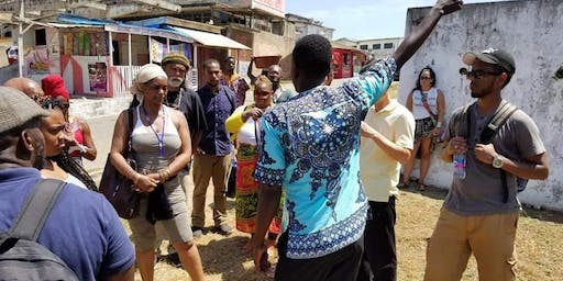 See Cape Coast and Elmina with Back Africa tours