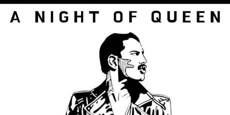 A Night of Queen tickets