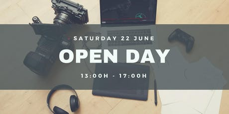 Open Day SAE Amsterdam tickets