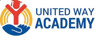 UW Academy - Fundraising 101